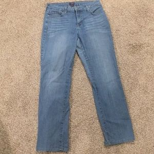 NYDJ Jeans Straight Size 12
